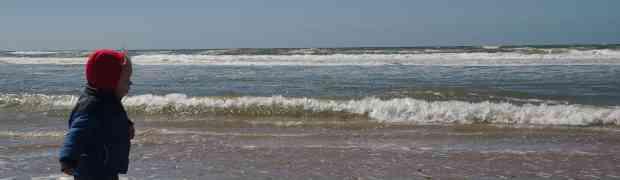Wij vieren strand