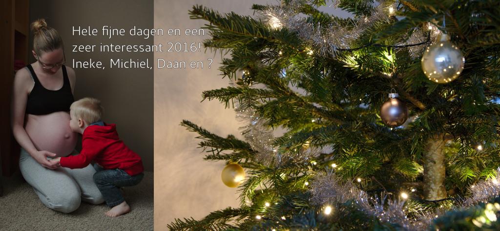 Kerstkaart 2015
